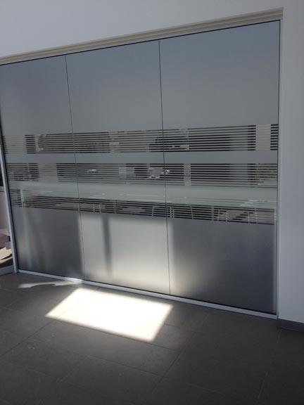 Svært Frostet folie på vinduer – HS – Skilte ZV-62